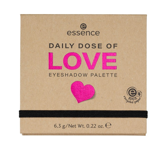 4059729271099 essence DAILY DOSE OF LOVE EYESHADOW PALETTE Image Front View Closed png