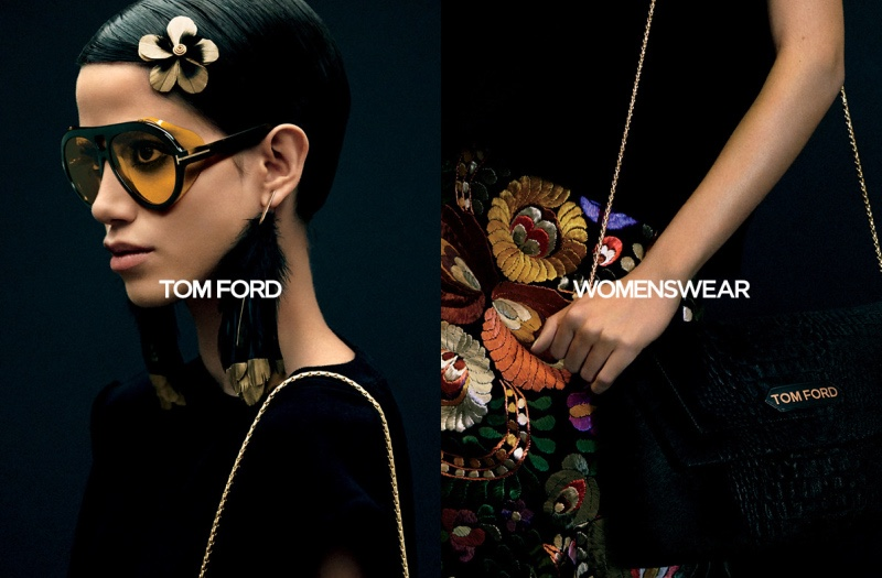 Tom Ford Fall Winter 2020 Campaign01